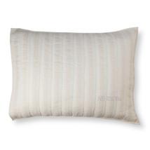 NWT Threshold™ Stripe Texture Quilt 1 Standard Pillow Sham 100% Cotton 2... - $19.99