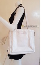 VINTAGE CHANEL CAVIAR LARGE TOTE - $293.27