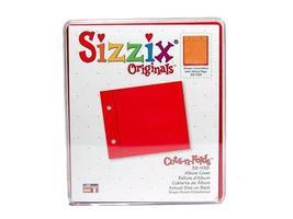 Sizzix Originals Album Cover Die #38-1138 Cut-n-Folds