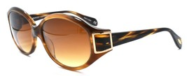 Oliver Peoples Rosina OV5074-S 4478 Women's Sunglasses Striped Brown / Gradient  - $81.97