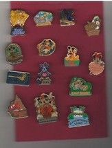 Tpkyo Disneyland Japan  14 Authentic Disney pins - $149.95
