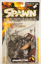 Spawn series 17 Classic MEDIEVAL SPAWN II Action Figure GORY BLOODY VARI... - $38.12