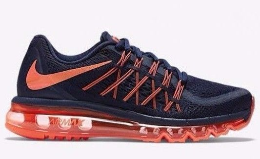 best service a6f11 c365b NEW Nike AIR MAX 2015 WMNs Running Shoe US and 50 similar items