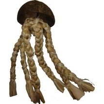 A&e Cage Assorted Java Wood Jelly Fish Bird Toy 15x4 In - £21.52 GBP