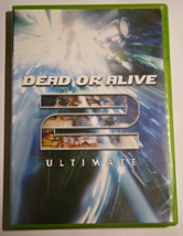 XBOX - DEAD OR ALIVE 2 ULTIMATE (Complete with Manual) - $10.00