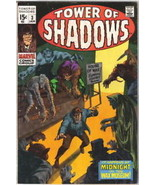Tower of Shadows Comic #3 Marvel Comics 1970 VERY FINE- - $20.25