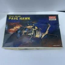 Minicraft Model Aircraft Kit 1/48 Scale USAF MH-60G Blackhawk Vintage 1998 - $17.99