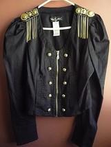 Baby Phat  lightweight jacket black size large - $15.00