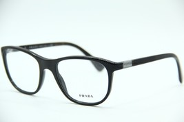 NEW PRADA VPR 29S UF7-1O1 BROWN EYEGLASSES AUTHENTIC FRAMES RX VPR29S 54-19 - $78.54