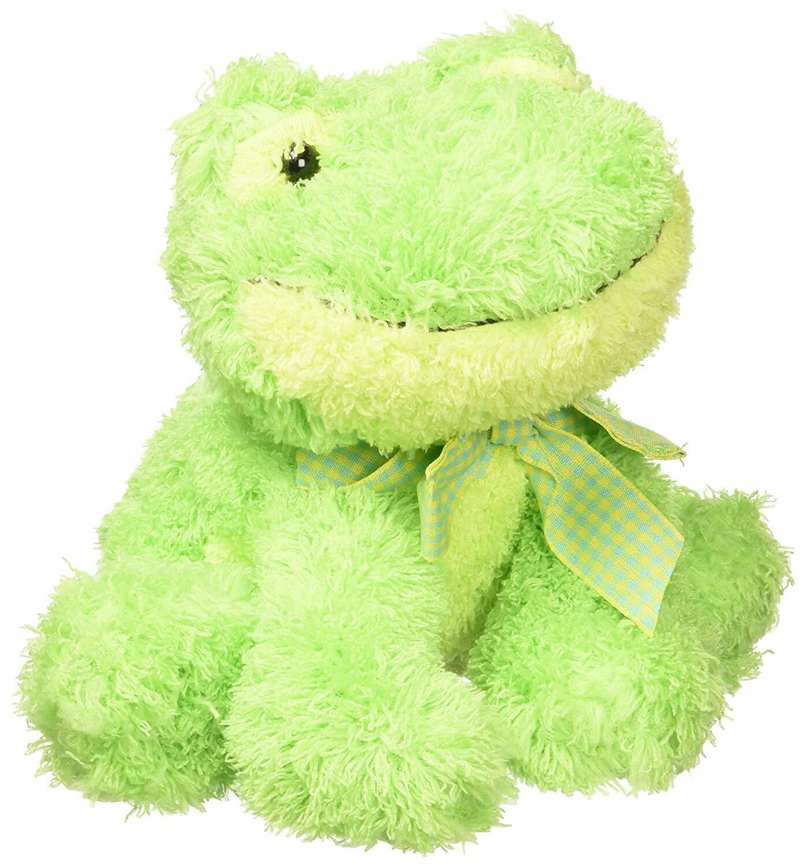 Melissa & Doug Meadow Medley Froggy Stuffed Animal With Ribbit Sound Effect - $39.59