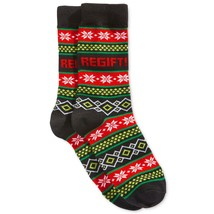 Charter Club women's Holiday Crew Socks REGIFT!  - $3.91