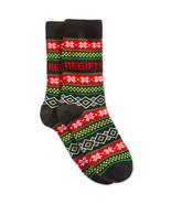 Charter Club women's Holiday Crew Socks REGIFT!  - $3.91