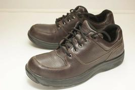 Dunham Windsor 10.5 B Brown Waterproof Oxford - Missing Insoles - $56.00