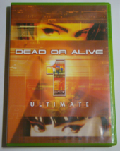 XBOX - DEAD OR ALIVE 1 ULTIMATE (Complete with Manual) - $10.00
