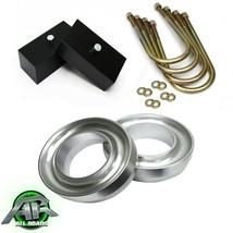 """For 02-08 Dodge Ram 1500 2WD Full Billet 3"""" Front + 2"""" Rear Blocks Lift Kit - $175.00"""