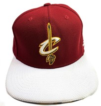 NBA Cleveland Cavaliers Adidas Snapback One Size Hat 2015 DRAFT CAP - $14.30