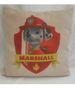 Paw Patrol Marshall Pillow Kids Child Boys Bed Pillowcase bedding cover ... - $14.84