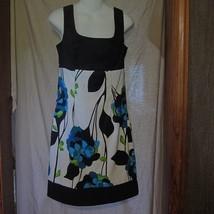 NWOT DressBarn Multicolored Part Dress Size 4 - $15.36