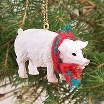 Conversation Concepts Pig Pink Original Ornament - $10.99