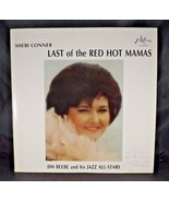 SHERI CONNER JIM BEEBE Last Of The Red Hot Mamas autographed 1983 JAZZOL... - $20.00