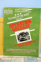 Strategy & Tactics #84: Victory in the West-Operation Grenade Battle for Rhine - $31.68