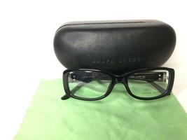 Ralph Lauren Rl 6026 5001 Rx Eyeglass Frame 52-16-135 Brand New Free Shipping - $48.37
