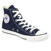 Converse Chuck Taylor All Star Hi Top Navy Canvas Shoes - $44.74