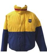 Vintage Ralph Lauren Polo 92 Crest Patch Goose Down Ski Snow Jacket Coat M - $323.99