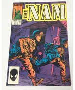 The 'Nam Vietnam Comic Book Marvel Vol. 1 No. 10 September 1987 - $11.66