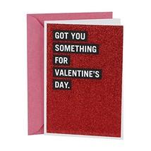 Hallmark Shoebox Funny Valentine's Day Card No Gift Joke - $3.82