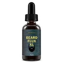 Beard Flux XL | Caffeine Beard Growth Stimulating Oil for Facial Hair Grow | Fue image 8