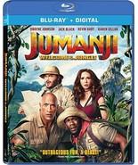Jumanji: Welcome to the Jungle [Blu-ray+Digital HD, 2018] - $10.95