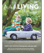 AAA LIVING MAY/JUNE 2017 - $3.99