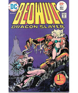 Beowulf Dragon Slayer Comic Book #1 DC Comics 1975 VERY FINE - $10.23