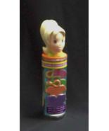 Polly Pocket Foam Magnet/Keychain Craft Set Glitter Stickers Decoration ... - $8.57
