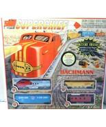 Bachmann SuperChief Complete Ready-To-Run HO Gauge Electric Train Set #0... - $96.73
