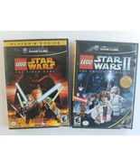 LEGO Star Wars Bundle Nintendo GameCube: LEGO Star Wars & LEGO Star Wars 2 - $24.63