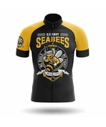 U.S Navy SeaBees Cycling Jersey - $29.00