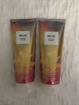 2 Bath And Body Works Belize Tropical Cabana Ultra Shea Body Cream 8 OZ - $24.70