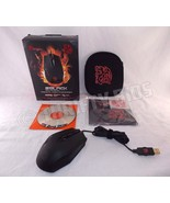 TTe Sports Thermaltake Black V1 MO-BLK002DTA Laser Gaming Mouse USB 4,00... - $29.69