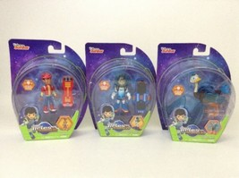 Disney LOT Miles From Tomorrowland Haruna Cosmic Merc & Miles Figure SEALED - $21.73