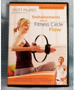 Stott Pilates Fitness Circle Flow workout exercise fitness DVD Sculpting... - $7.54