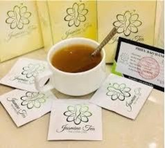 1 box Jasmine Tea Detox Natural Herbal Tea Help Weight Loss - $55.68