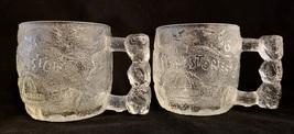 McDonald's Flinstones Rocky Road Mugs 1993, Set of 2 - $25.00