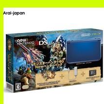 New Nintendo 3DS LL XL Monster Hunter 4G Box  Hunter Pack Japan Limited ... - $262.20