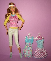 Barbie Life Dream House Dreamhouse Style Summer Glam it Up HTF Doll Out ... - $75.00