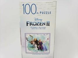 Disney Frozen II 100 Pc Jigsaw Puzzle - New - $9.99