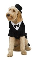 Rubies Dapper Dog Pet Costume X-Large Dog Wedding Outfit - $12.86