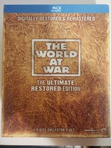 The World at War: The Ultimate Restored Edition [Blu-ray] image 1