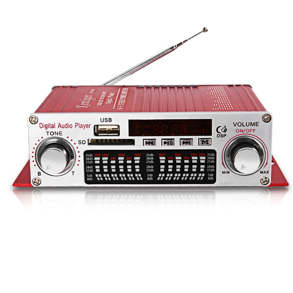 Amplifier Red Hifi Stereo Power Digital And 50 Similar Items 70w Fm 1522346823576